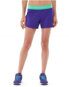 Sybil Running Short-28-Purple